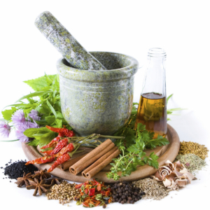 Dried herbs / Salts and Spices