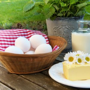 Dairy / Eggs and Cheese
