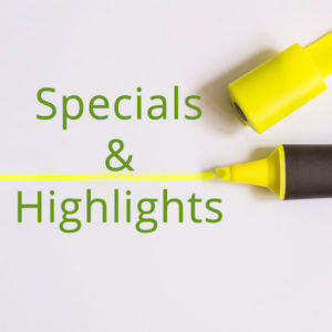 Specials and Highlights